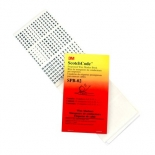 3M™ ScotchCode™ Write-On Wire Marker Book SWB-02, 0.75 in x 1.75 in